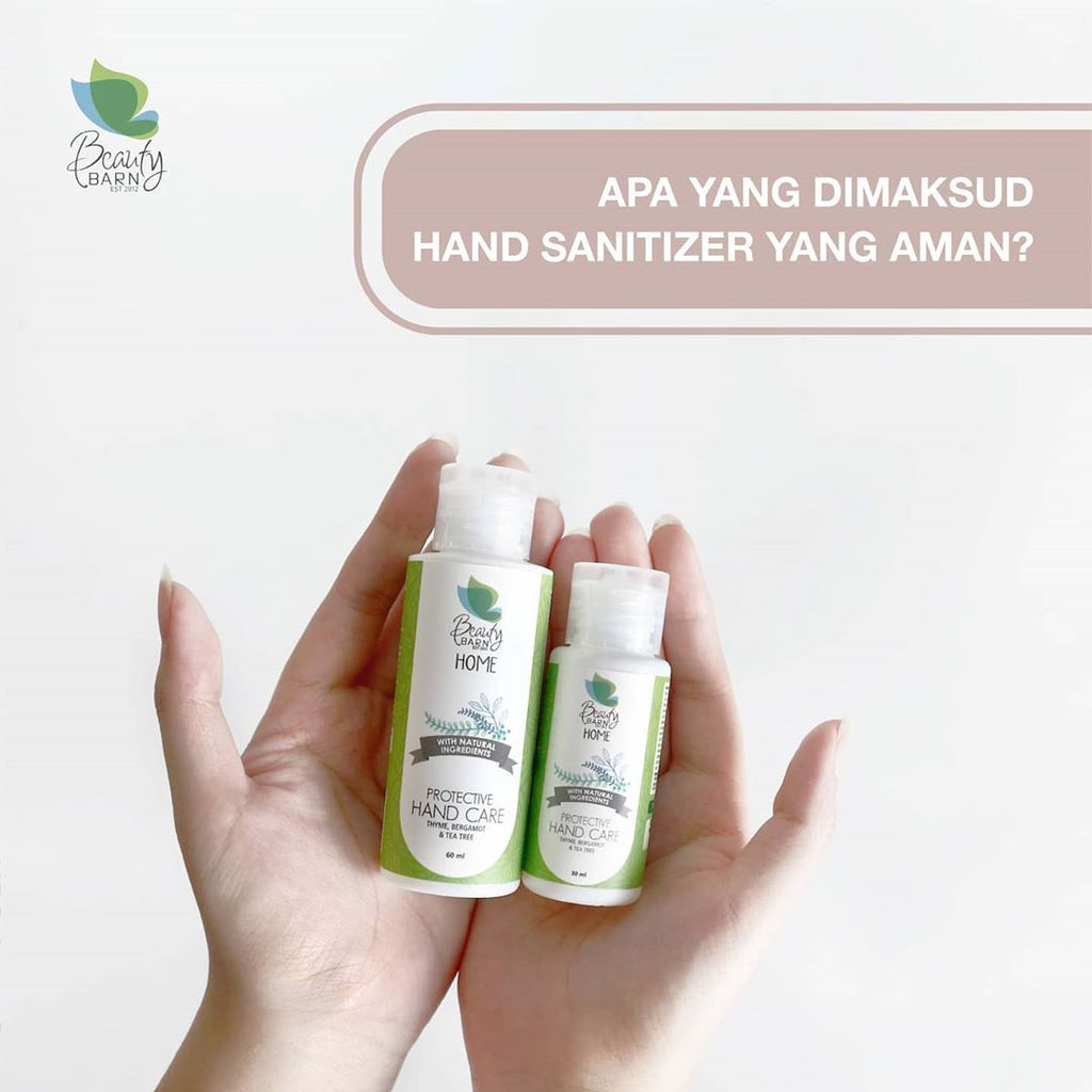 Behind Story us Hand Care Beauty Barn