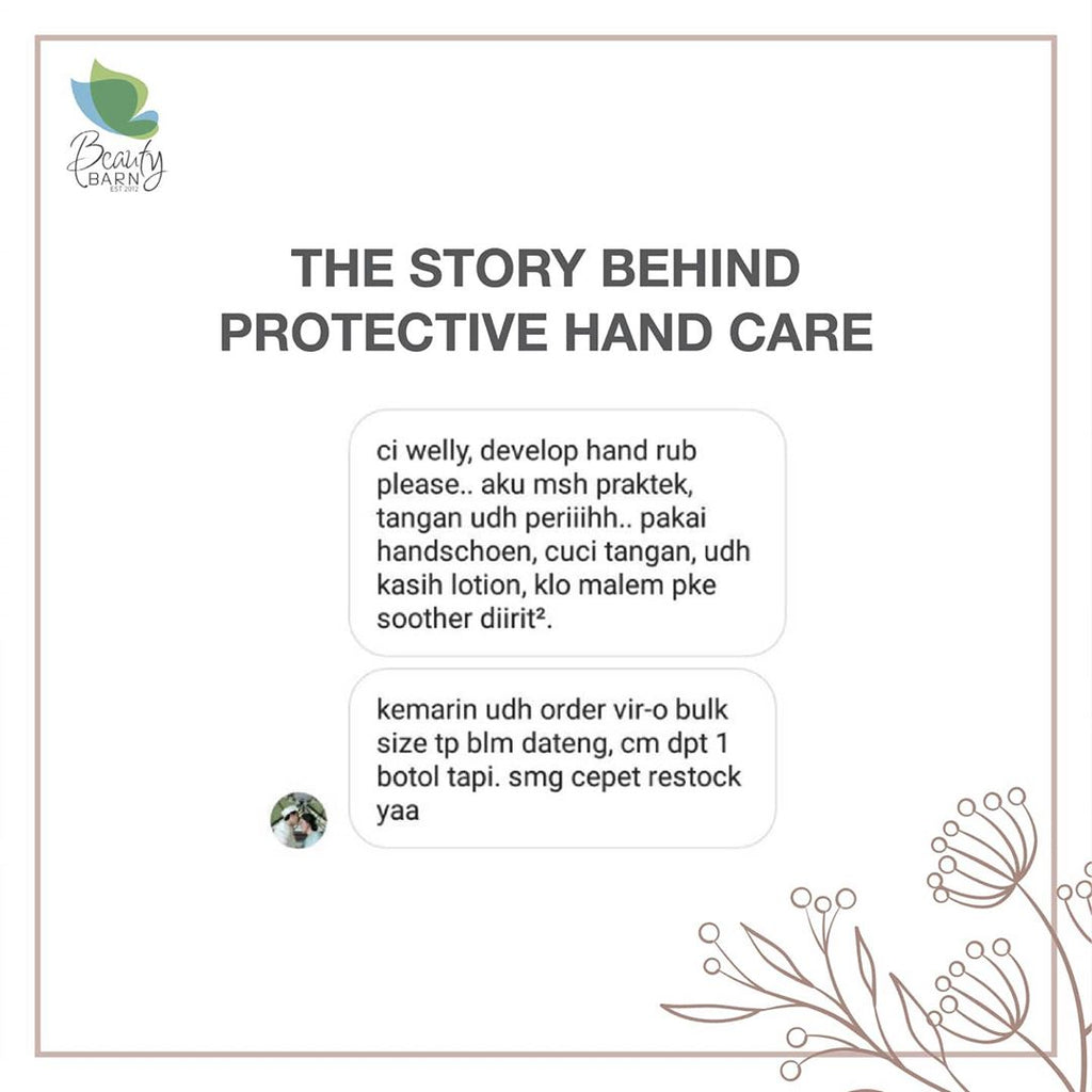 The Story Behind Protective Hand Care
