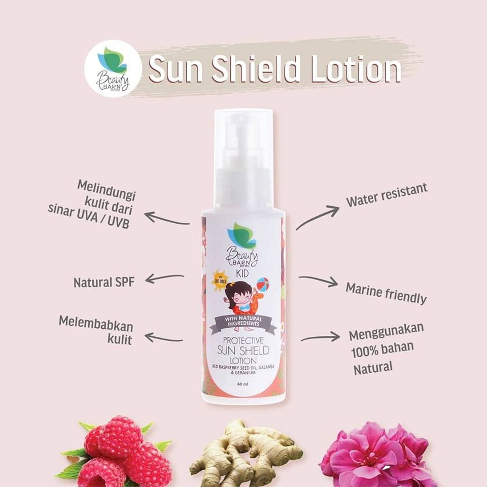Beauty Barn Sun Shield Lotion