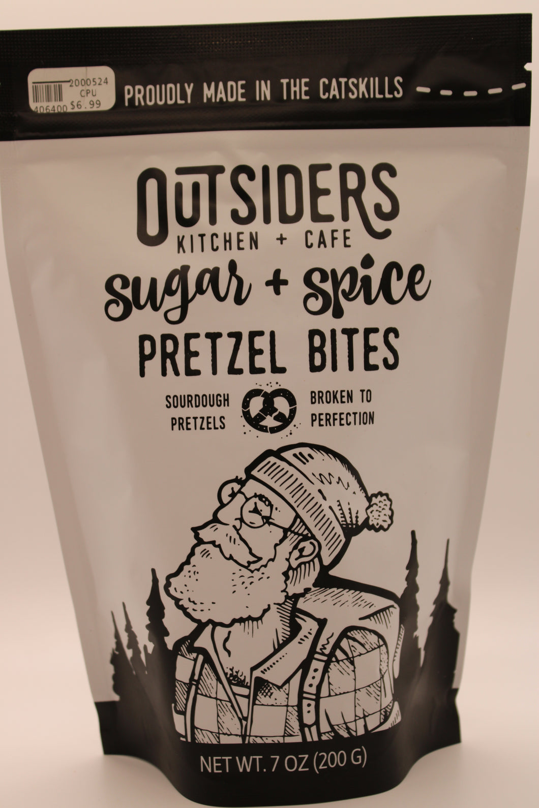 Outsiders Sugar and Spice Pretzel Bites