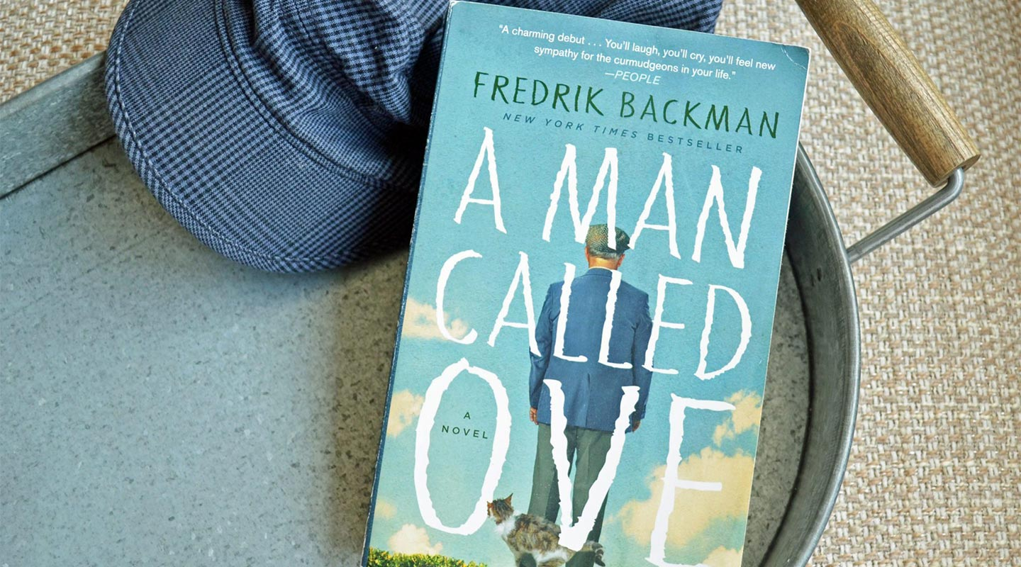a man called over book cover