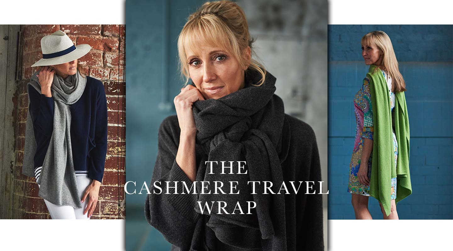 cashmere wraps and scarf