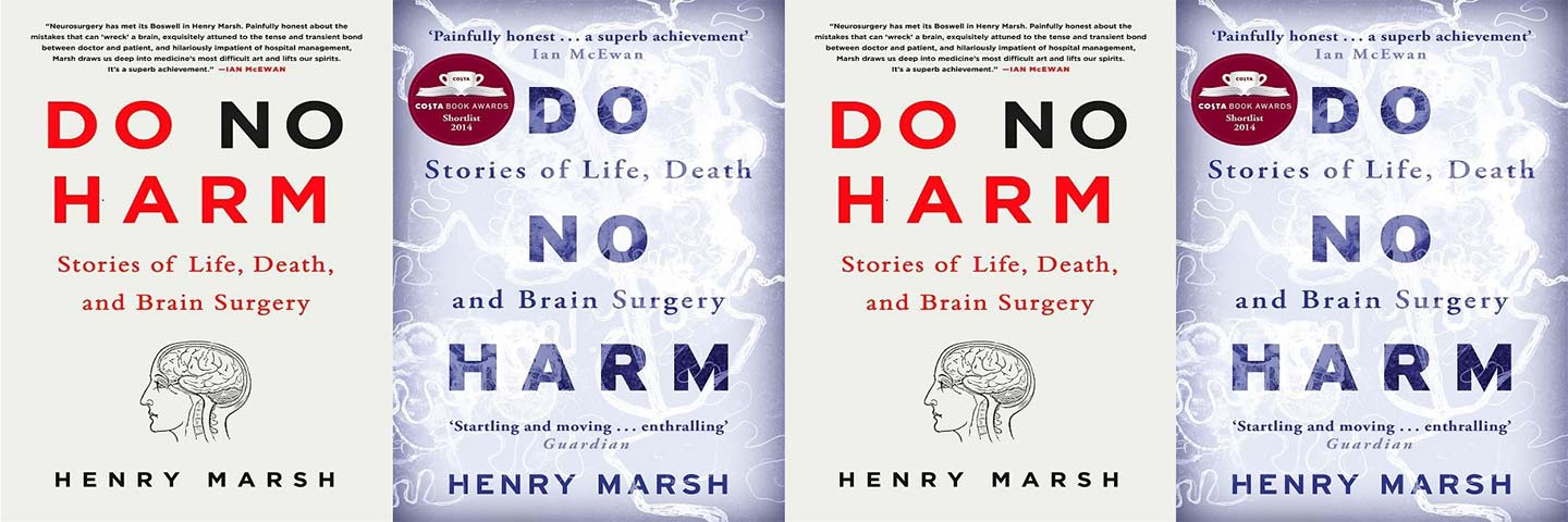 do no harm henry marsh book front cover