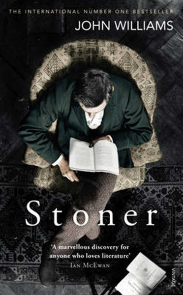 stoner by john williams book club front cover