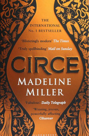 the circle madeline miller