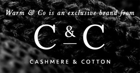 warm and co exclusive to C&C