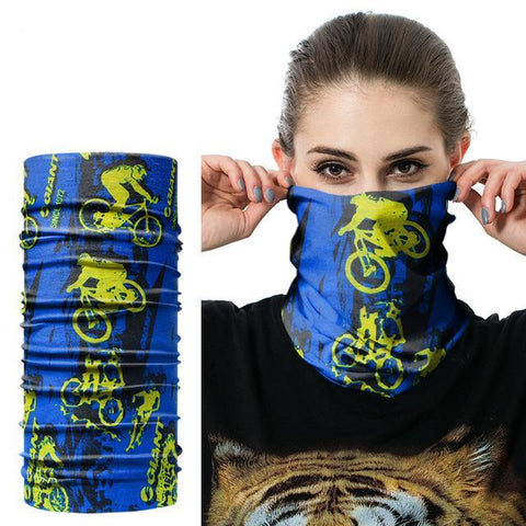 MISCELLANEOUS MAGIC FACE SCARF