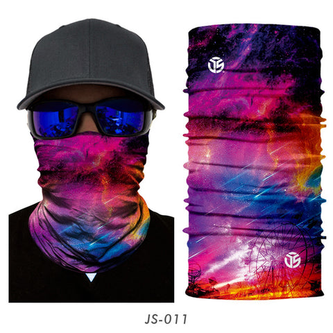 Spectrum Galaxy Scarves