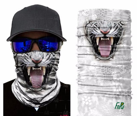 Tiger 3D Face Mask