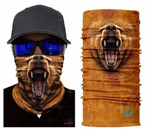 Bearl 3D Face Mask