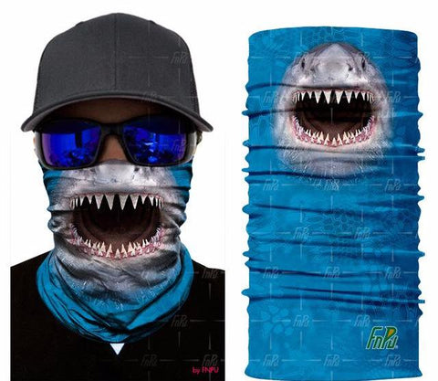 Shark 3D Face Mask