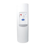 White Floor Standing Water Cooler