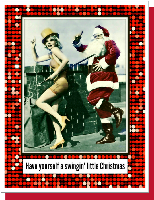 Swingin' Little Christmas
