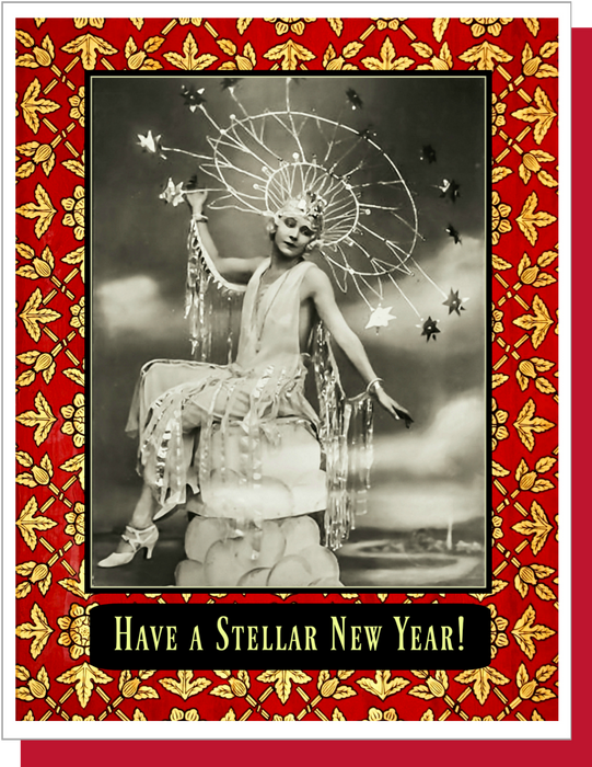 Have A Stellar New Year!
