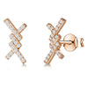 rose-gold-plated-criss-cross-studs-earrings