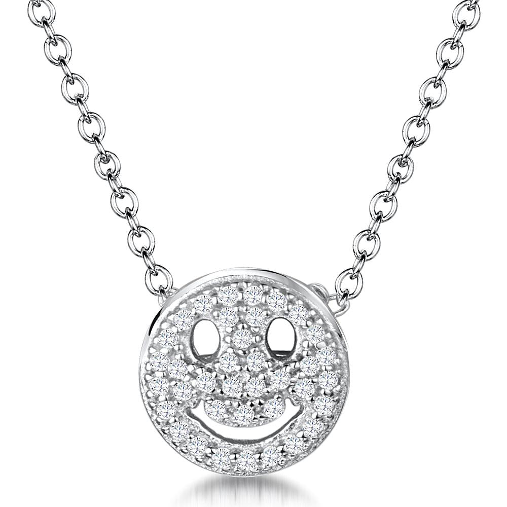 sterling-silver-smiley-round-face-pendant
