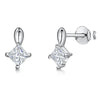 Sterling Silver Drop Stud EarringsEarrings - JOOLS By Jenny Brown