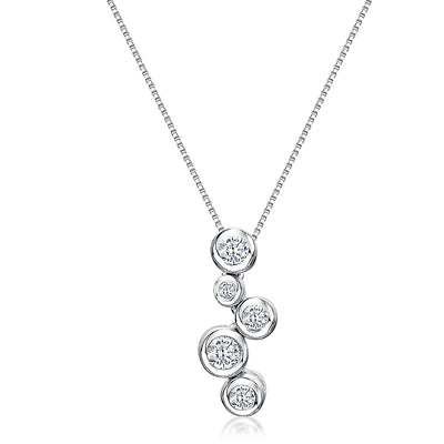 Sterling Silver Boodles Raindance Style PendantPendants - JOOLS By Jenny Brown