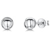 Sterling Silver Ball Stud Earrings - Sterling SilverEarrings - JOOLS By Jenny Brown