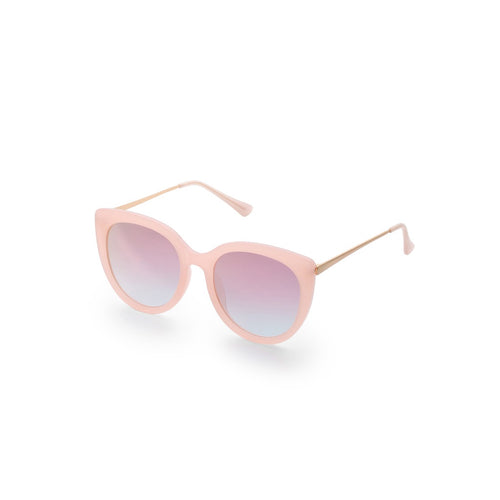 Pink Lens Cat Eye Sunglasses - Fashion Accessories