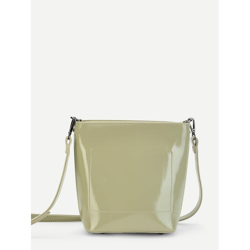 Shoulder Bag With Ring Handle - Women - Bags - Shoulder Bags