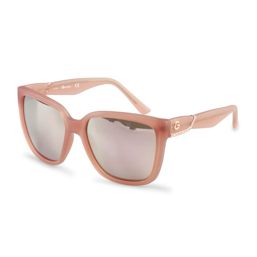 Pink Square Frame - Accessories - Sunglasses