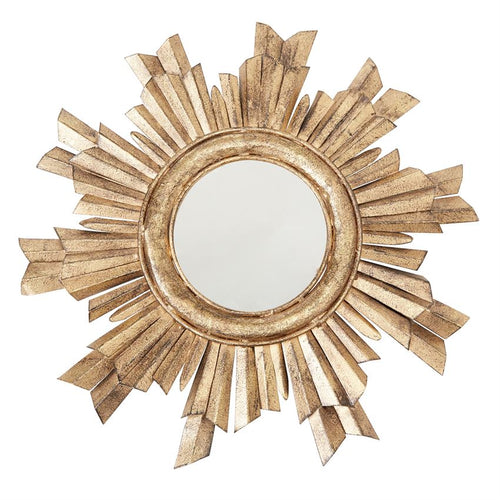 Small Starburst Mirror - Home Decor