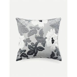 Flower Pattern Pillowcase Cover - Decorative Pillows