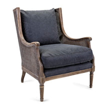 Rattan Accent Chair - Furniture