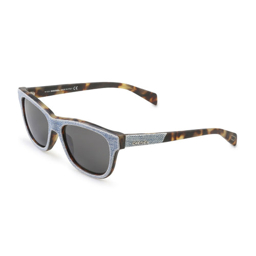 Diesel Light Blue Unisex Sunglasses - Accessories - Sunglasses