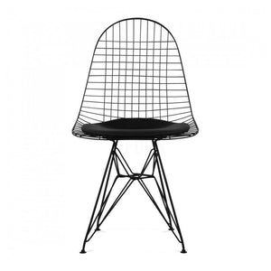 DKR Eiffel Black Wire Chair - Home - Furniture