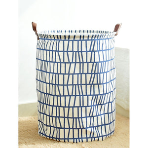 Striped Overlay Bucket Organizer - Bags - Rucksacks
