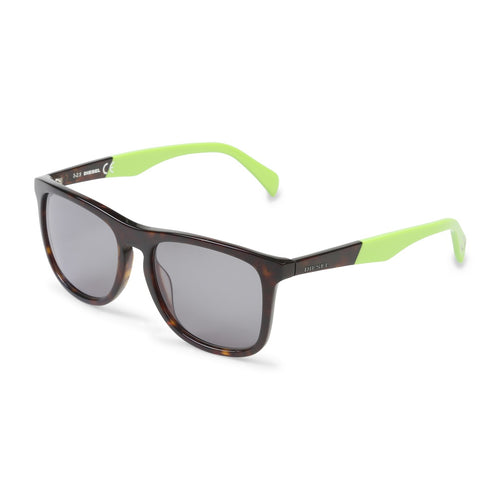 Diesel Black Unisex Sunglasses - Accessories - Sunglasses