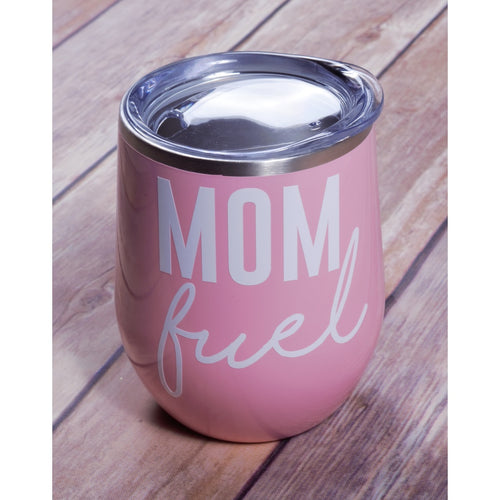 Mom Fuel Tumbler - Home - Glassware