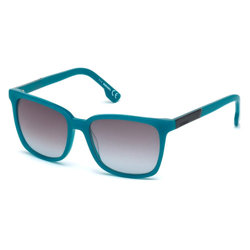 Diesel Blue Green Unisex Sunglasses - Accessories - Sunglasses