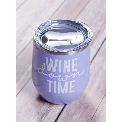 Down Time Tumbler in Multiple Colors - Home - Glassware