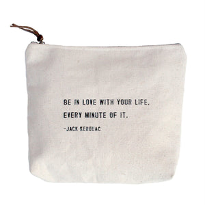 """Be In Love with Your Life"" Fashion Bag - Fashion Accessories"