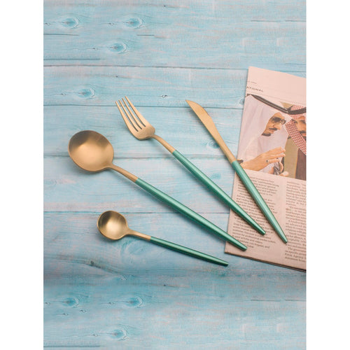 Stainless Steel Cutlery Set 4pcs - Home - Homeware