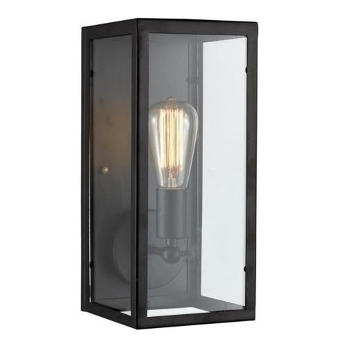 Light Sconce with Glass Casing - Bulb Included - Home - Homeware