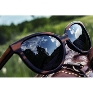 Wanderer Wood Sunglasses - Women - Accessories - Sunglasses