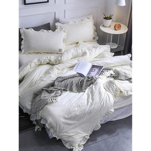 Letter Print Sheet Set - Home & Garden