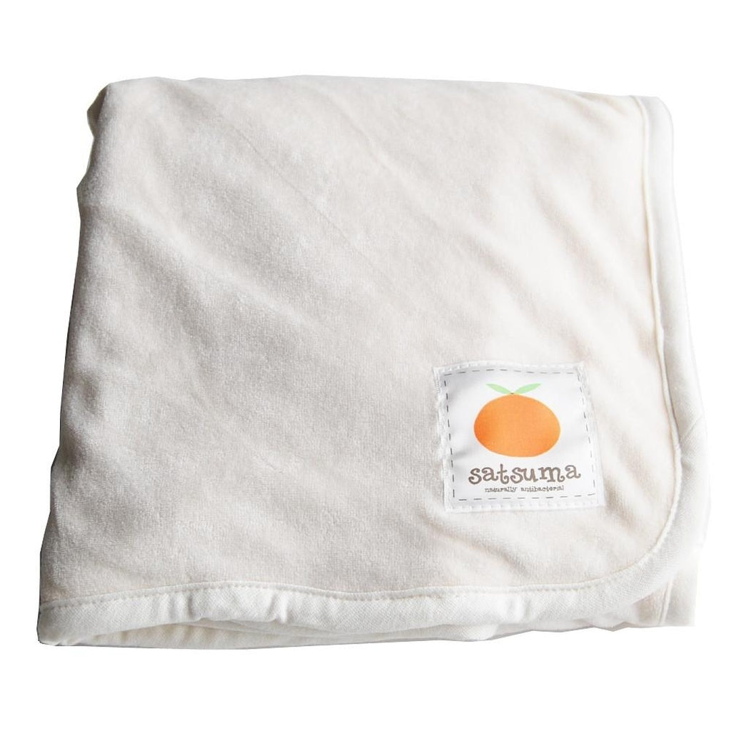 Bamboo Velour Receiving Blanket - Kids - Boys - Apparel