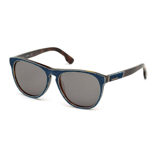 Diesel Blue Unisex Sunglasses - Accessories - Sunglasses