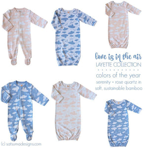 Bamboo Baby Blanket - Love is in the Air Collection - Kids - Girls - Apparel