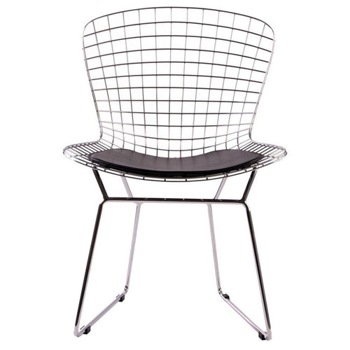 Wire Dining Chair - Home - Furniture
