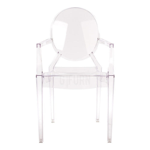 Louis Ghost Armchair - Home - Furniture