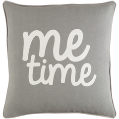 """Me Time"" Decorative Pillow - Decorative Pillows"