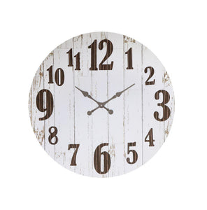 Metal Wall Clock - Home Decor