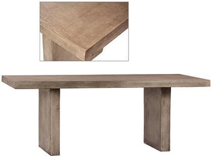 Outdoor Formal Dining Table - Furniture