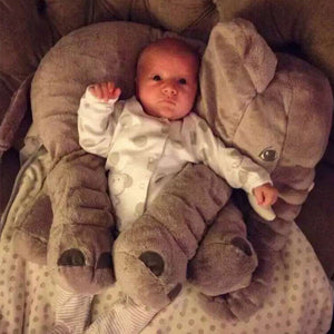 Baby Cushion Elephant Pillow - Cushion